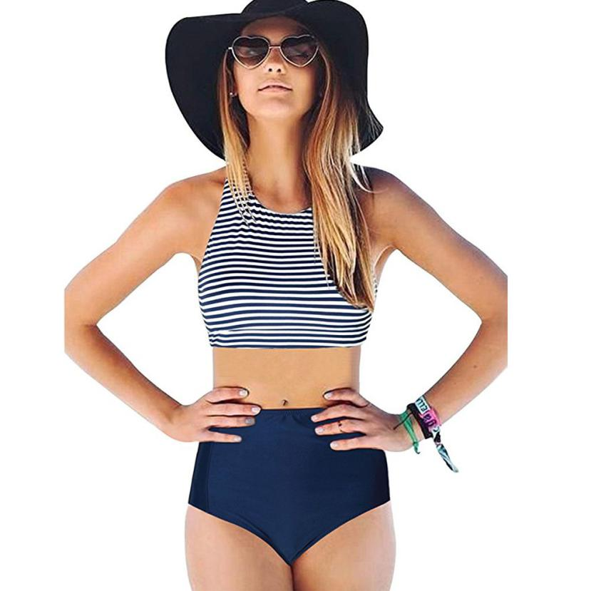 Two-piece Suits Tankinis Young Girls Sexy High Waist Swimwear 3d Printing Skeleton Women Swimsuit Free Shipping Dropship Uhren & Schmuck