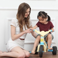 Free Shipping Baby tricycle baby stroller tricycle bike bicycle stroller toys for 1 3 years
