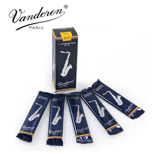 Image 3 - Original France Vandoren Traditional Saxophone Tenor Bb Reeds Strength 2.0# 2.5#, 3#, 3.5#, Box of 5 [[with gift]]
