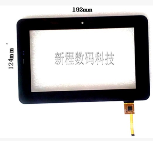 7 INCH BLACK WHITE For digma iDsD7 3G Tablet PC Touch screen panel Digitizer Glass Sensor replacement new for 9 7 inch digma idsd 10 idsd10 3g tablet capacitive touch screen digitizer glass touch panel sensor free shipping