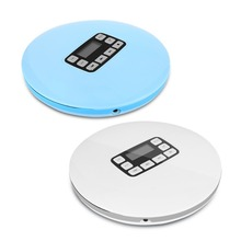ЖК-дисплей Портативный AUX cd плеер для наушников для MP3/CD/CD-R/CD-RW диск 2018 новый стиль CD611