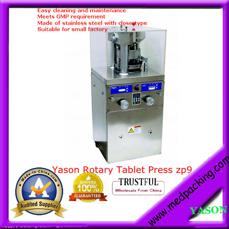 Rotary tablet press machinery (tablet presser)