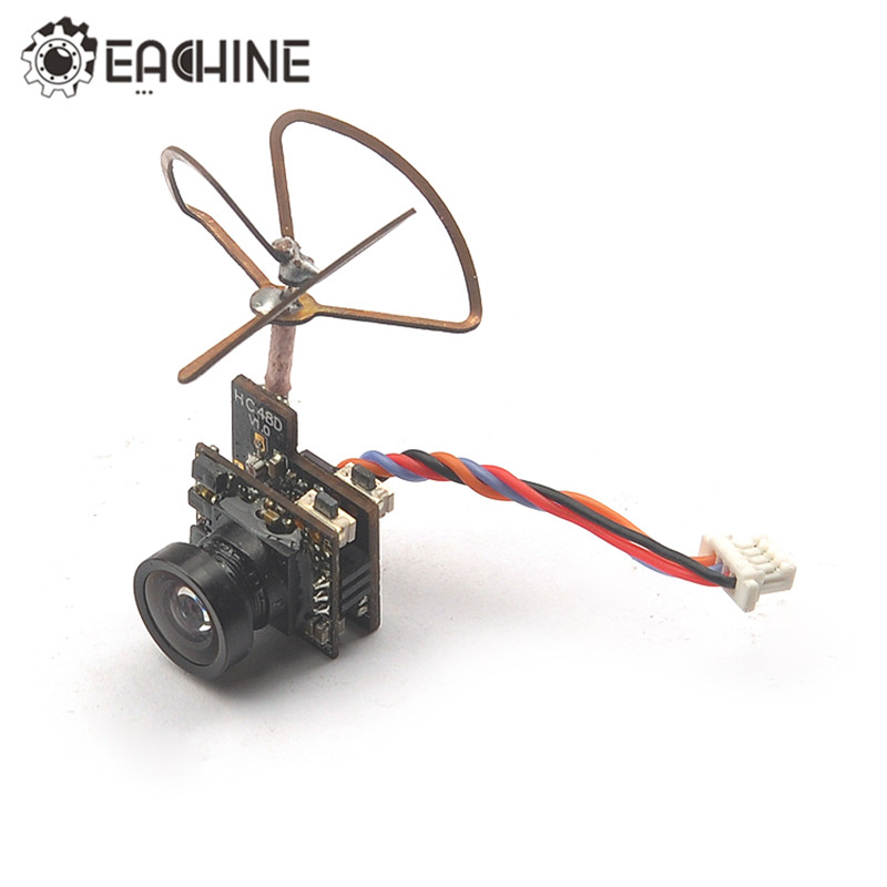 Original 5.8g 25MW 48CH VTX 600TVL HD CMOS 1/4inch FPV Camera for Eachine Vtail QX110 BAT QX105 90 for RC Quadcopter Parts cheerson cx 20 cx20 rc quadcopter original parts sports hd dv camera 12 0mp