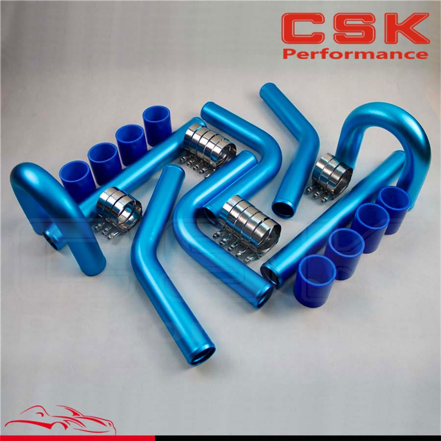 "Ford Universal Turbo Kit: Aliexpress.com : Buy 3"" 76mm Universal Turbo Intercooler"