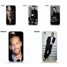 Perciron Fast And Furious Paul Walker For Sony Xperia Z Z1 Z2 Z3 Z4 Z5 compact Mini M2 M4 M5 T3 E3 E5 XA XA1 XZ Premium(China)