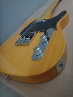 High Quality yellow tele guitar American '50s TL1 standard electric Guitar in stock on sale free shipping