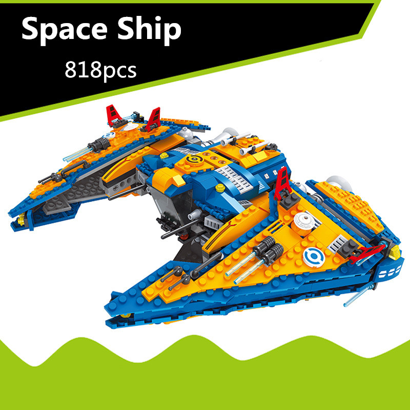 ФОТО Hot Sale Space Star Wars A-usini Outer Space Ship Building Block Bricks Educational Assembling Blocks Toy