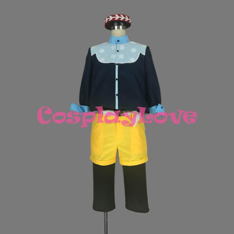 Palette Parade Vincent van Gogh Cosplay Costume Uniform Custom Made For Halloween CosplayLove