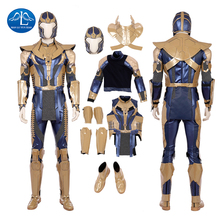 Manluyunxiao Thanos Cosplay Halloween Costume for Men Adult Kids Marvel Movie Avengers Infinity War Suits Masquerad Custom Made dc comics marvel avengers age of ultron scarlet witch cosplay costume custom made for halloween christmas cosplaylove