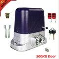 GALO для домашнего использования 500-1200 кг автоматическая загрузка двери электрический раздвижной ворот открывалка главный мозг набор