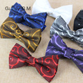 2016 vintage pajarita masculina papillon mariage boda pajarita corbata roja corbata de los hombres corbata de seda de alta calidad