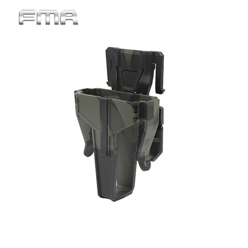 FMA Chaleco Hebilla Accesorio Tactical Revista Pouch para 7.62 Estilo Molle Util