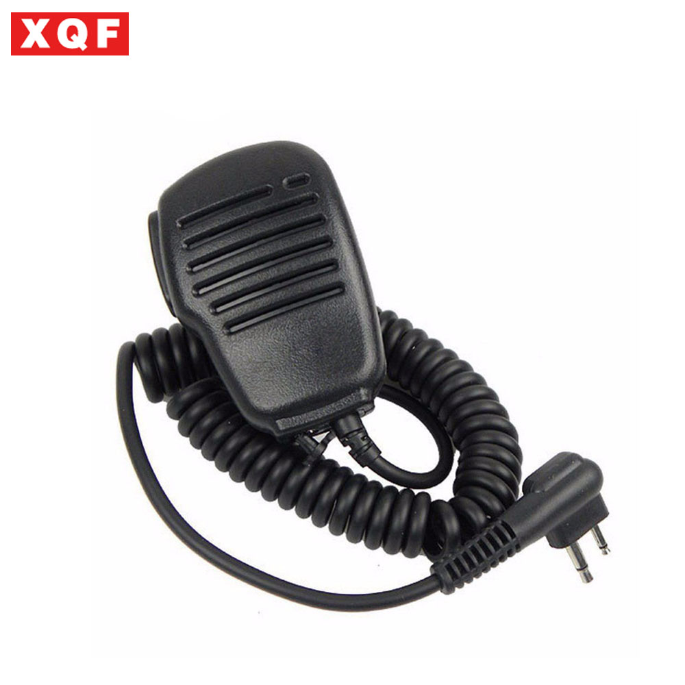 XQF Speaker Mic Microphone For Motorola CP150 CP185 GP300 GP68 GP88 GP88S GP2000 Radio