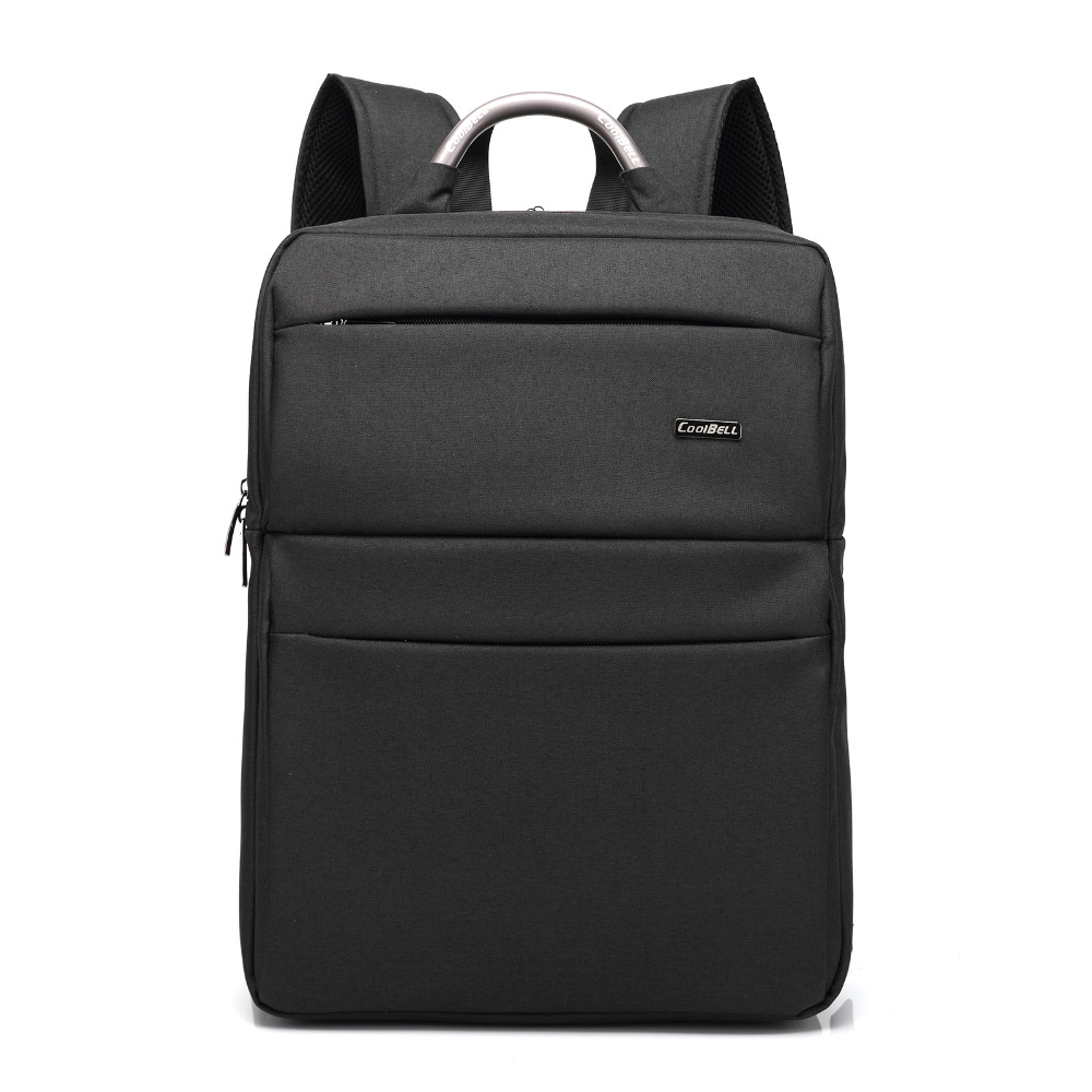 Nylon Waterproof Backpack For Laptop Notebook 15.6 Inch Men Schoolbag Backpack Male Casual Travel Bagpack For Teenager large 14 15 inch notebook backpack men s travel backpack waterproof nylon school bags for teenagers casual shoulder male bag