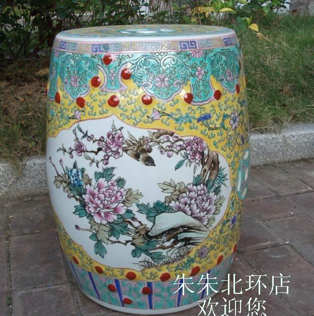 Porcelain Garden Stools Chinese Frasesdeconquista Com