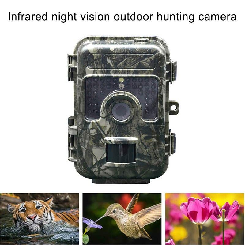 Caméra de chasse IR led Vision nocturne caméscope étanche caméra de repérage pour la surveillance BB55