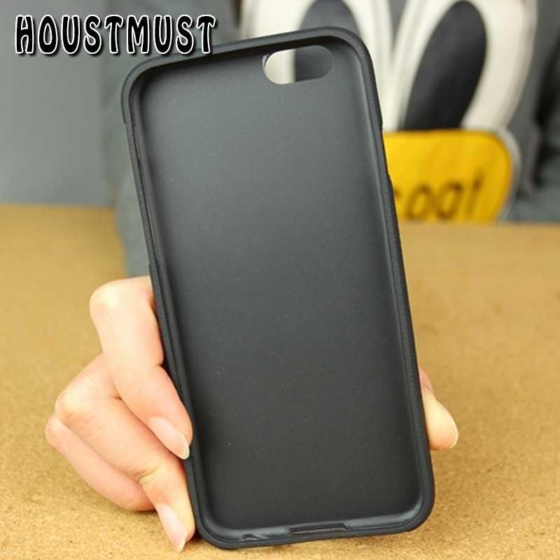 HOUSTMUST милые Французский бульдог чехол Чехол для iPhone 5 5S SE 6 6 S 7 8 X XR XS max samsung galaxy S6 S7 край S8 S9 S10 плюс примечание 9