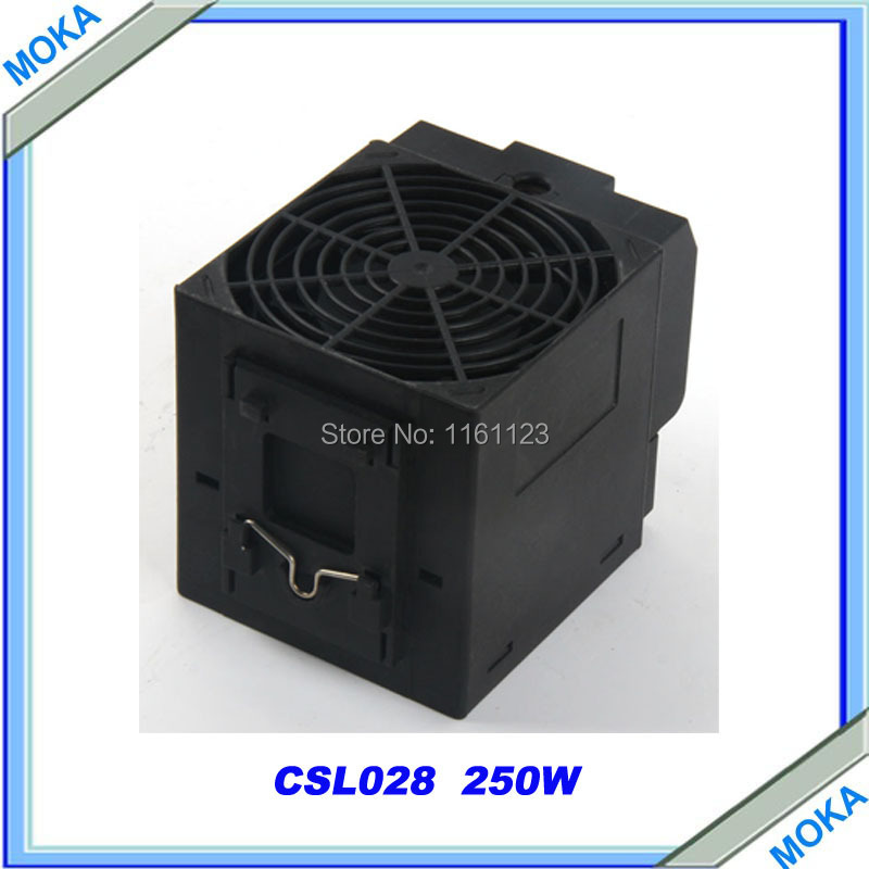 Free Shipping Top Quality 250W CSL028 Small Compact Semiconductor Fan Heater Ball Bearing Fan Heater manhua conpact design long service life 230vac 50 60hz 250w hgl 046 fan heater