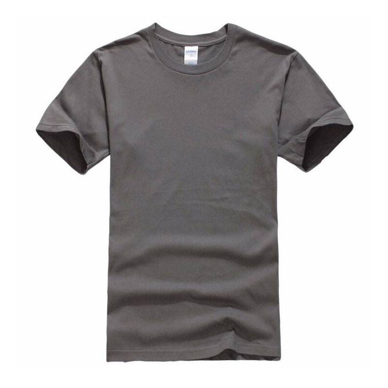 d2d27275d9a 2XL Blank T-Shirt Men T Shirt Short Sleeve Tshirts Solid Cotton Homme Tee  Shirt 2XL Hot Sale Summer Clothes BY014