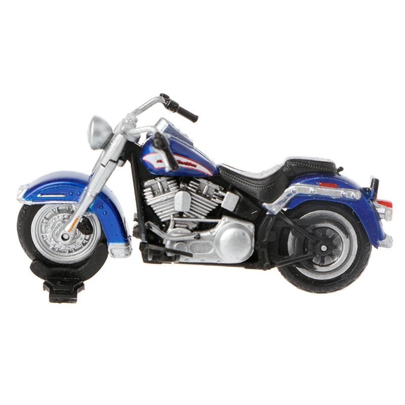 Moto Collection Lovers Creative 1:43 Small Motorcycle Model Desk Ornaments