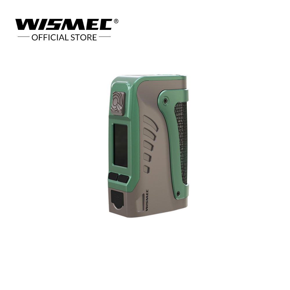 Image 4 - Wismec Reuleaux Tinker 2 IP67 Waterproof mod 200W powered by Dual