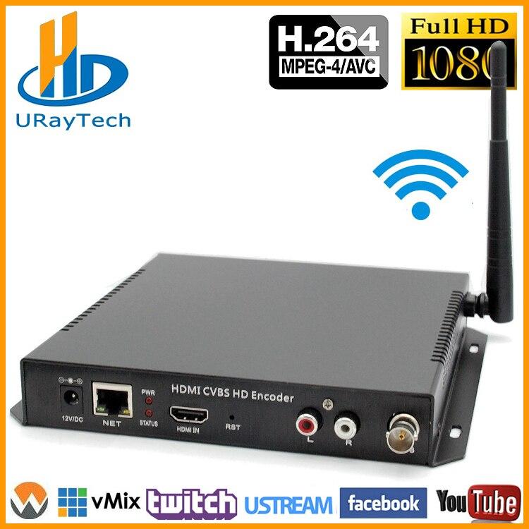 Support URayTech HD CVBS