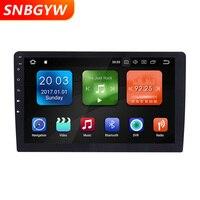 9 ''сенсорный экран 2din Android gps 3g Wi Fi dab оперативная память 4 г + Встроенная 32 2 DIN Автомобильный мультимедийный плеер Bluetooth Радио USB ТВ блок DH075
