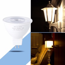 8PCS Light Bulb LED Lamp GU10 Spotlight MR16 220V Corn 2835 SMD GU5.3 Ampoule 6 12leds Spot Lights For Home 230V