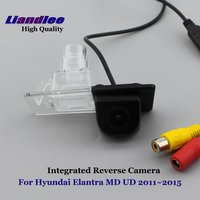 Liandlee Car Rear Reverse Camera For Hyundai Elantra MD UD 2011~2015 Backup Parking Rear View Camera / Integrated High Quality