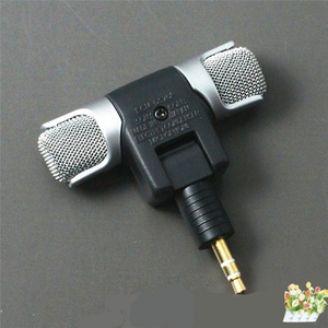Image 3 - Mini 3.5mm Microphone micro stéréo pour ordinateur portable Microphone pour ordinateur pas pour téléphone