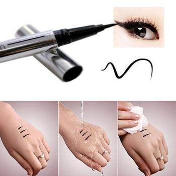 New Beauty Black Waterproof Liquid Eyeliner Pen Eye Liner Pencil Makeup Cosmetics Hot Maquiagem WD3 Eyeliner