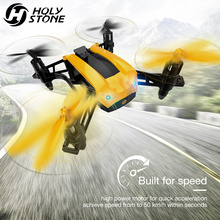 Holy Stone HS150 Bolt Bee Mini Racing Drone RC Quadcopter RTF 2.4GHz 6-Axis Gyro 50KMH High Speed ​​Headless Mode Քամին դիմադրություն