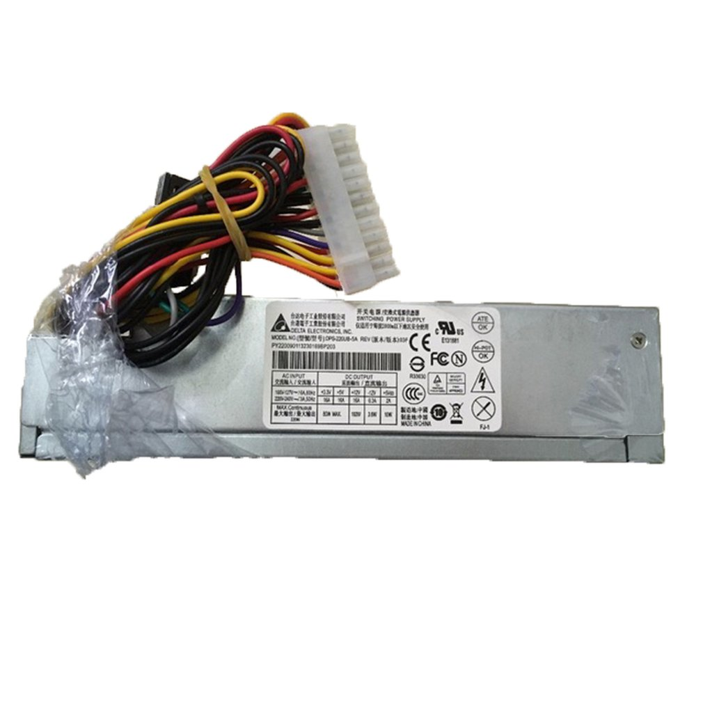 Computer Power Supply 220W DPS-220UB CPB09-D220R PS-5221-06 for For 660S V270S D06S x275 AX3990 AXC600 A1600X