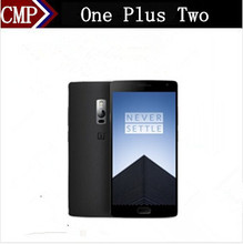 "Original oneplus 2 one plus two 4g lte teléfono móvil snapdragon 810 android 5.1 5.5 ""FHD 4 GB RAM 64 GB ROM 13.0MP Huellas Dactilares"