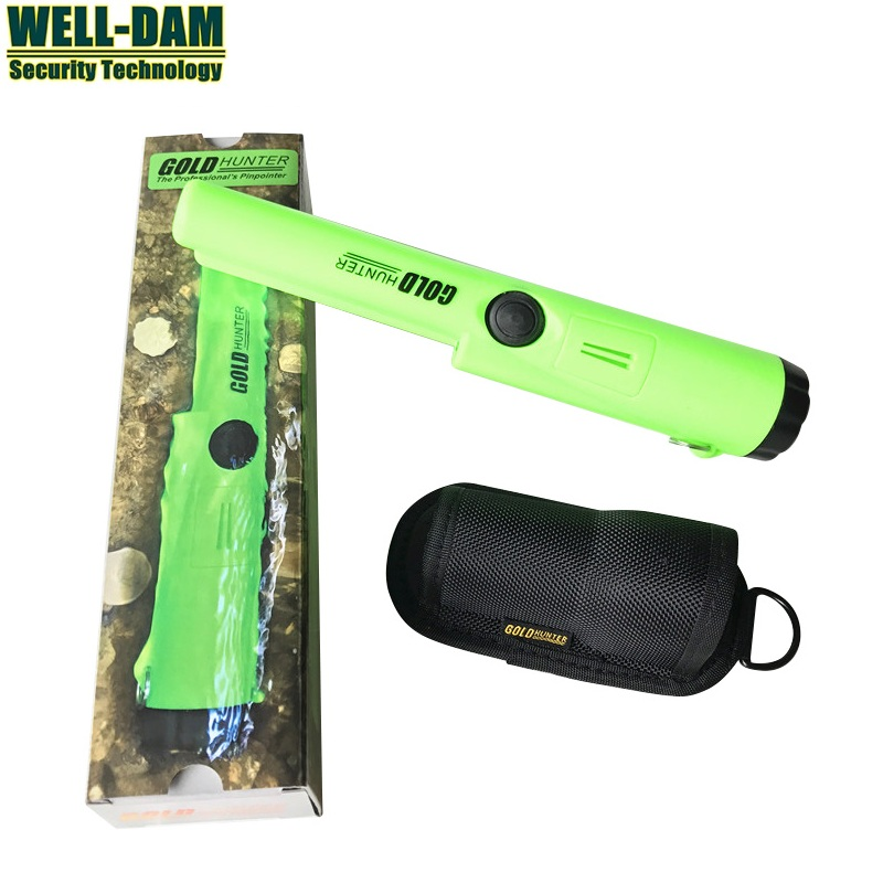 Gold Hunter AT PinPointer IP68 waterproof gold detectors underground gold metal detectors