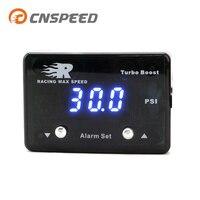 CNSPEED Boost Gauge AUTO IP TBM 01 Booster Table 14~40 PSI Turbo Skyline WRX Car Evo MPS GTR STI XR6 FPV YC101293 BL