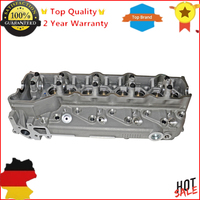 For Mitsubishi Pajero/Shogun Delica Challenger Canter Montero 2.8 TURBO DIESEL 4M40T ASSEMBLED CYLINDER HEAD ME202620 ME193804