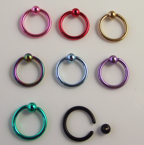 Captive Ball Ring Mm