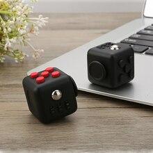 Стресса игрушка, анти-стресс куба непоседа облегчить давление куб чтобы магия игрушки