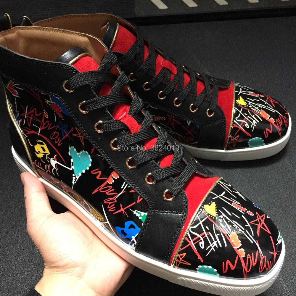 Buy red bottoms sneaker and get free shipping on AliExpress.com 1cf1af119631