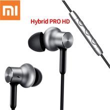 שיאו mi היברידי Pro HD אוזניות רעש ביטול שיאו mi mi Earset ב אוזן מעגל Wired בקרת smartphone עם mi c פרו HD המקורי