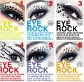 EYE MAKEUP Eyeshadow decoration party makeup queen eye shadow stickers crystal rhinestone 3D EYE TATTOOS 1 Pair