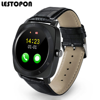 LESTOPON Bluetooth Smartwatch Smart Watch Phone Waterproof Watches Support Pedometer Dialer Sleep Monitoring For Android IOS