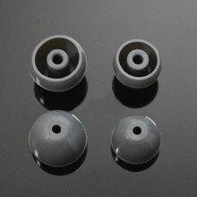 Cubiertas para auriculares internos de silicona, 2 uds./1 par