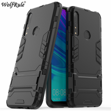 Phone Case Huawei Y9 Prime 2019 Shockproof Rubber Silicone Armor Hard Cover For