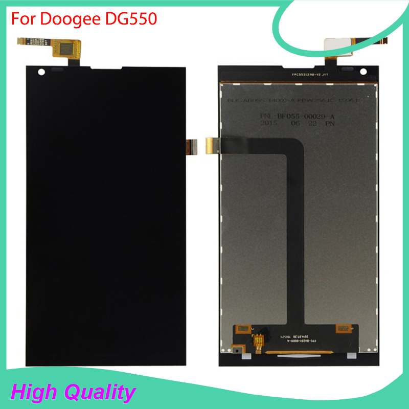 Original Quality For DOOGEE DG550 LCD Display with Touch Screen Digitizer Assembly Free Shipping and ToolsOriginal Quality For DOOGEE DG550 LCD Display with Touch Screen Digitizer Assembly Free Shipping and Tools