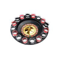 Russian Spinner Drinking Game Bingo Toy Playing Board With Spinner 16 Shot Glasses Assorted Drinking Game