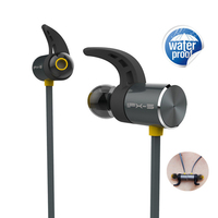 PLEXTONE BX343 Bluetooth Earphone Stereo Magnetic Waterproof V4 1 Music Mic Remote Control Bluetooth Headset For