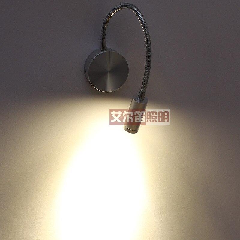 LED spotlight wall lamp clothing store mirror lamp 3wlamp bedside lamp track lamp led spotlight clothing store