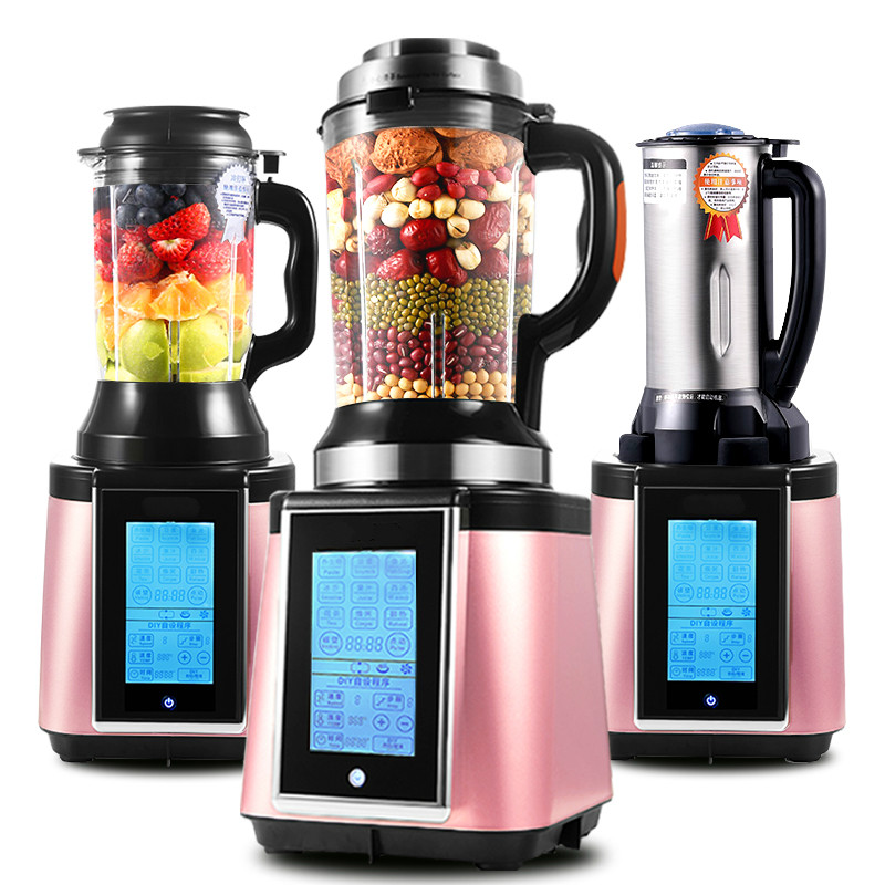 Blenders The wall breaker is used to heat the home - automatic intelligent cooking machine bean milk. the milk